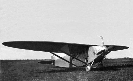 Пассажирский самолет к-1 (рвз-6).