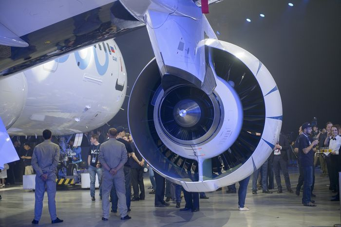 Перспективы рынка среднемагистральных самолетов от валерия смирнова