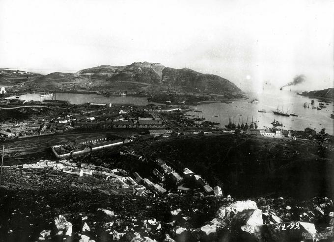 Первая русско-японская война. пролог (фан)