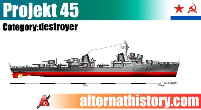 Первый советский эсминец: ошибка инженера бжезинского