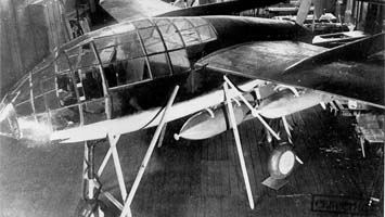 Пикирующий бомбардировщик-истребитель пби (проект).