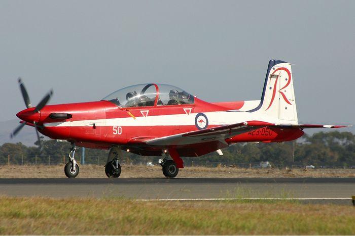 Pilatus pc-7. технические характеристики. фото.