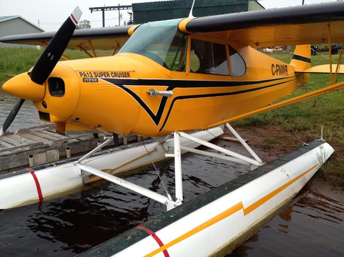 Piper pa-12 super cruiser. технические характеристики. фото.