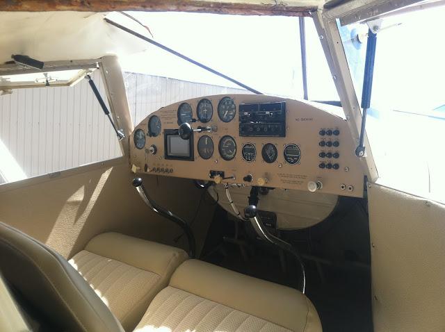 Piper pa-16 clipper. технические характеристики. фото