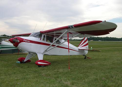 Piper pa-20 pacer. технические характеристики. фото