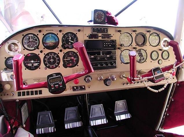 Piper pa-22 tri-pacer. технические характеристики. фото.