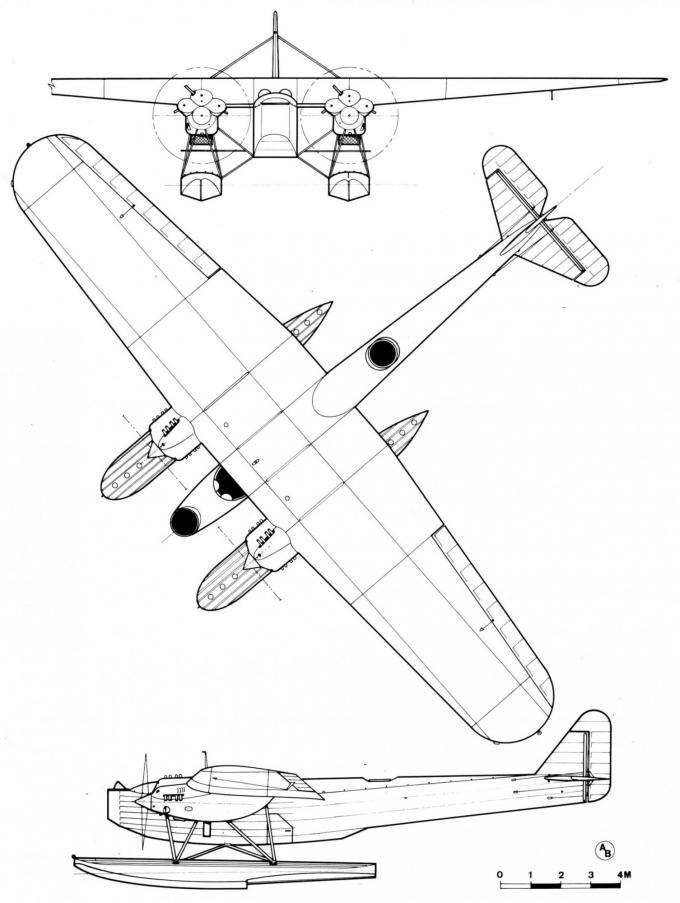 Пятнадцать лет карьеры нидерландского гидросамолета-бомбардировщика fokker t.iv