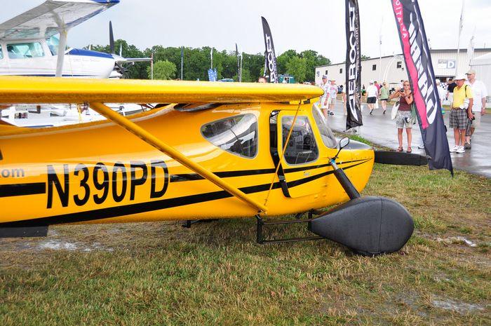 Plane driven pd-1. технические характеристики. фото.