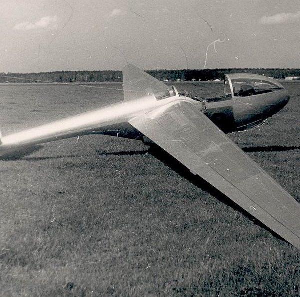 Планер а-11.