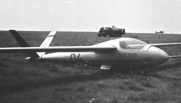Планер а-15.