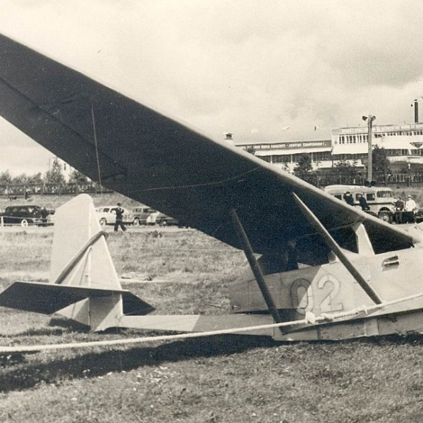 Планер а-2.