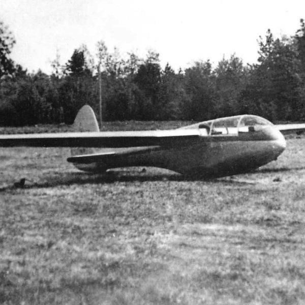 Планер а-9.