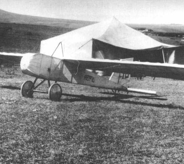 Планер авф-10.