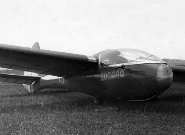 Планер бк-4 «каунас».
