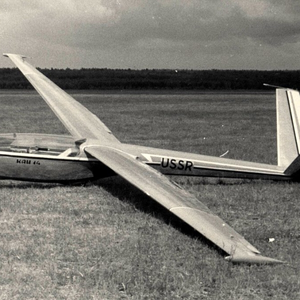 Планер каи-14.
