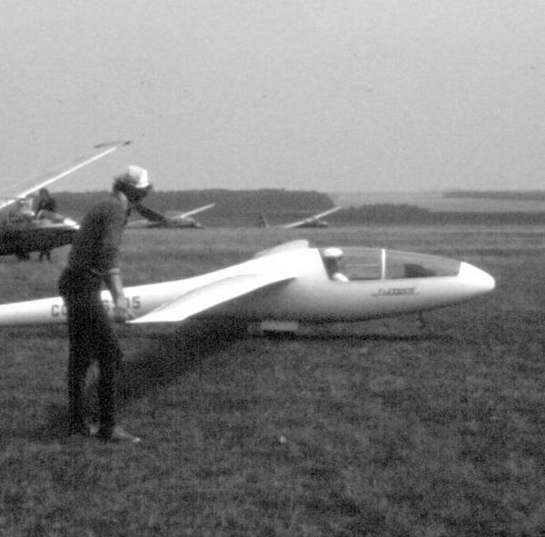 Планер «летува» лак-9.