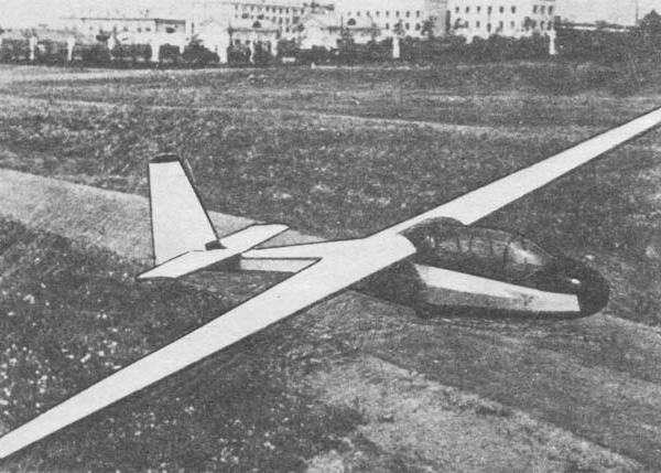 Планер маи-56.