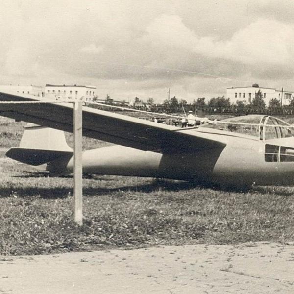 Планер ш-17.