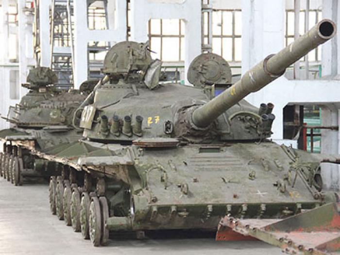 Почему украинский «тирекс» обречен на гибель