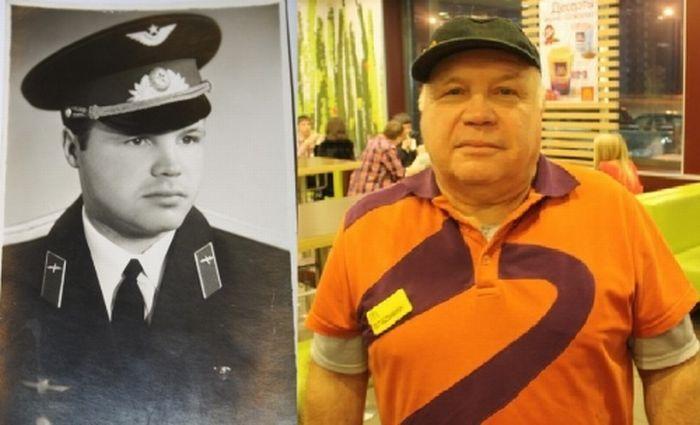 Подполковник авиации. владимир логинов и работа после службы