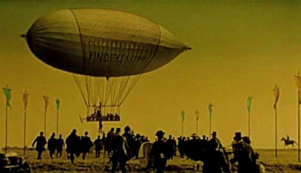 Похищенный дирижабль / ukradena vzducholod (1967)