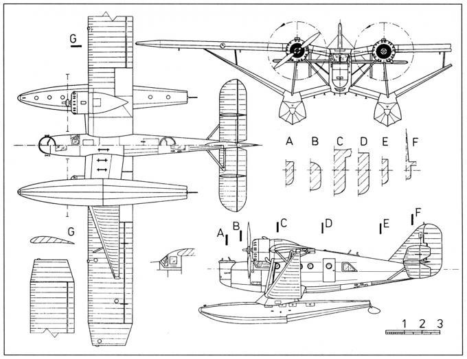 Поплавковый бомбардировщик bellanca model 77-320. сша