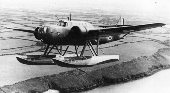 Поплавковый бомбардировщик-торпедоносец fokker t-viii w. нидерланды часть 2