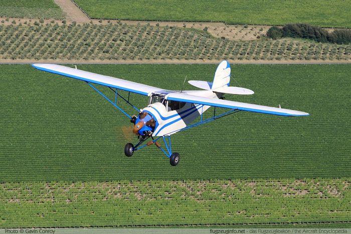 Porterfield 35 flyabout. технические характеристик. фото.