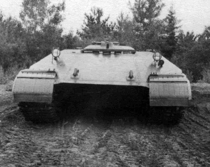 Последние советские тяжёлые истребители танков