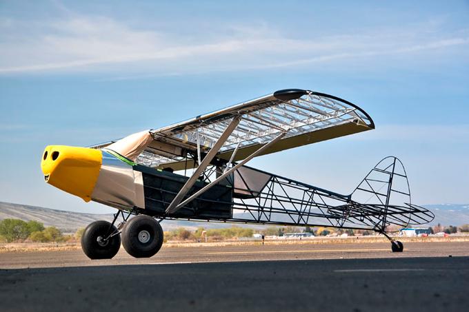 Построить свой самолёт и полететь