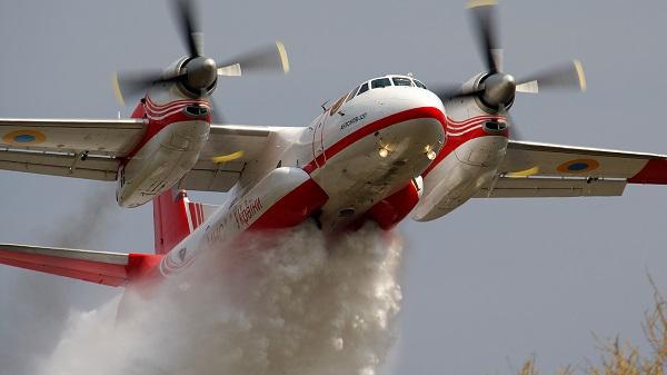 Пожарная авиация. история. фото. пожарная авиация рф.