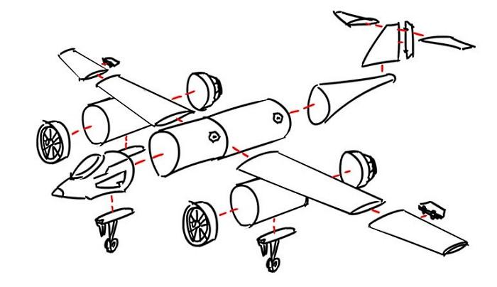 Практическая аэродинамика самолёта для школьников