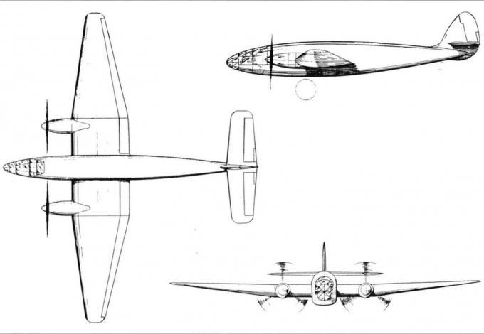Предки mosquito. часть 2 проект скоростного невооруженного среднего бомбардировщика handley page p.13/36. великобритания