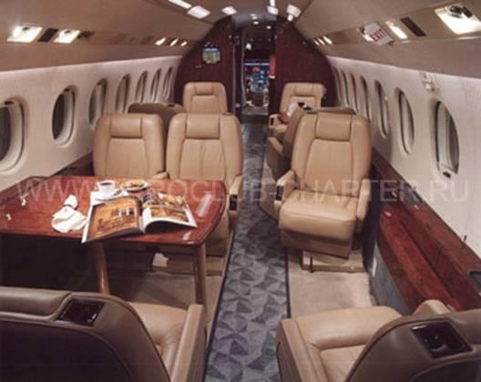 Преимущества современной деловой авиации