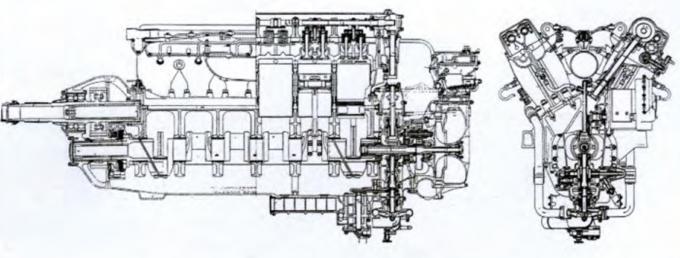 Призраки самолетов и авиамоторов, разрабатывавшихся концерном fiat с 1935 по 1945 годы часть 1