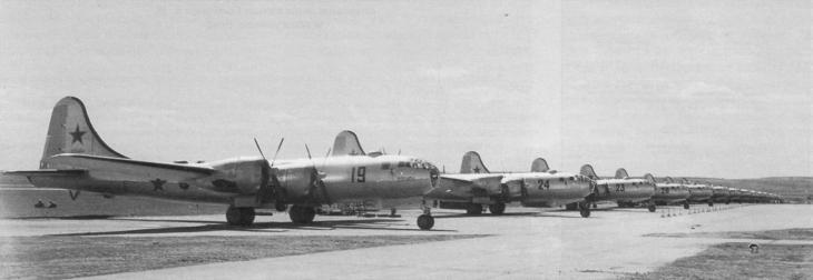 Проект армада: самолеты-снаряды на базе ту-4