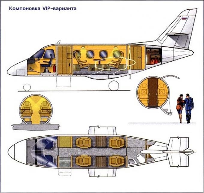 Проект легкого административного самолета м-102 дельфин. ссср