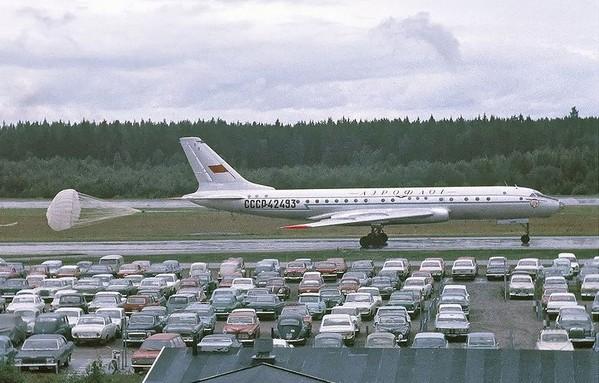 Проект пассажирского самолета «гаккель.х».