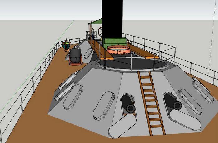 Проектирование и строительство тяжелых крейсеров проекта 82