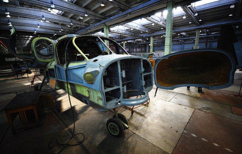 Проектирование вертолетов и конструкторское бюро