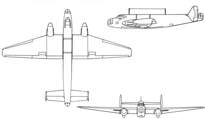 Проекты британских бомбардировщиков спецификации p.13/36. часть 3