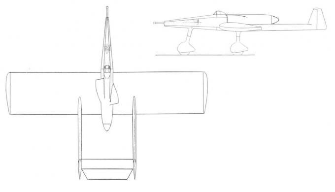 Проекты британских штурмовиков времен второй мировой войны. проект штурмовика martin baker «tankbuster»