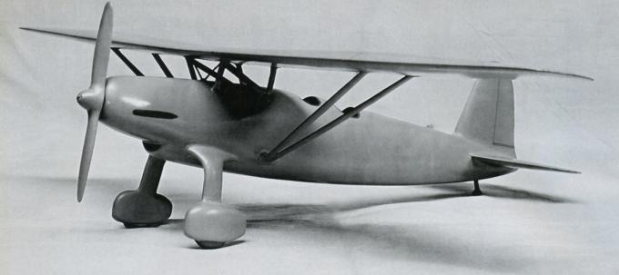Проекты палубных самолетов-разведчиков klemm e 63 и klemm e 64. германия