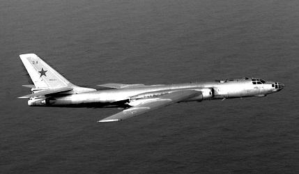 Противолодочный самолет ту-16пло (пл).
