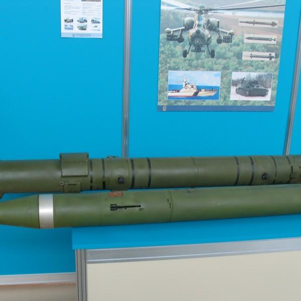 Противотанковый ракетный комплекс 9м120 «атака-в».