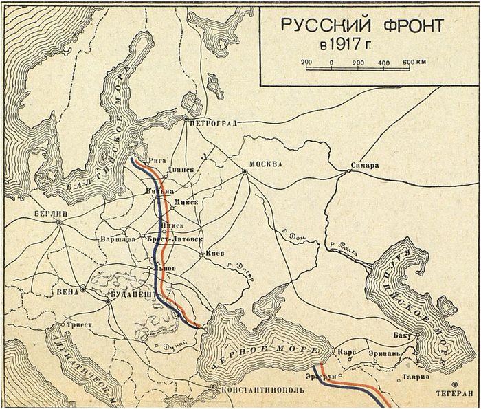 Провал элиты российской империи в «великой войне» (1914-1917 гг.)