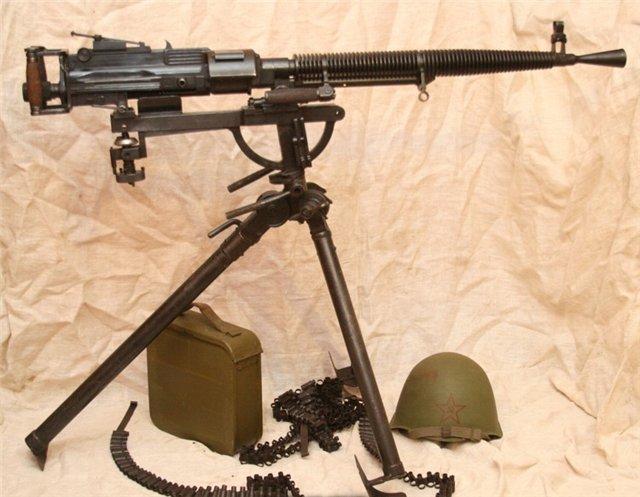 Пулемет lahti/saloranta 26