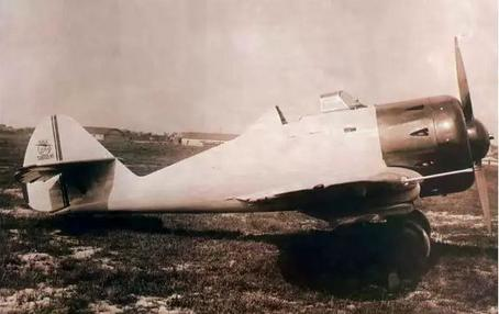 Пушечный истребитель ип-3 (дг-53).