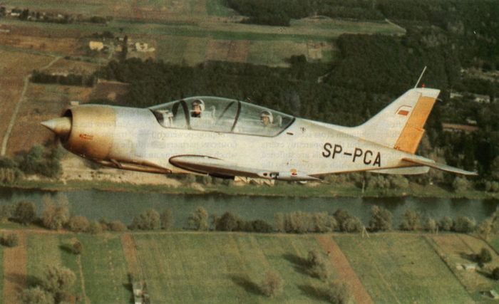 Pzl 130 orlik. технические характеристики. фото.