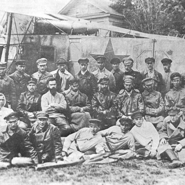 Рабоче-крестьянский красный воздушный флот.